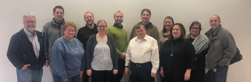 APA-WI 2020 Board Photo