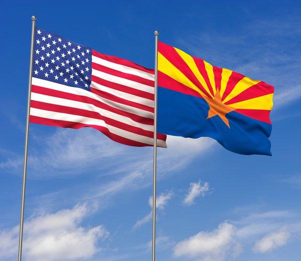 AZ USA Flags