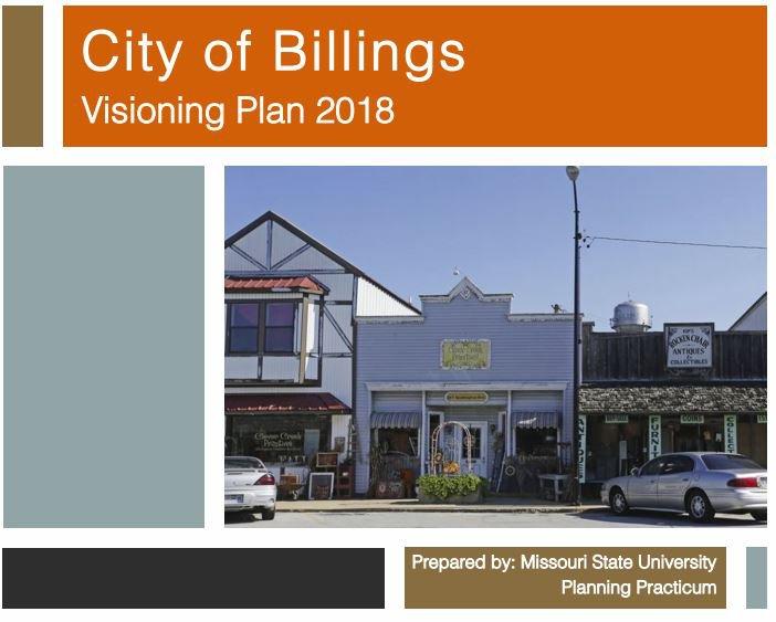 City of Billings Visioning Plan