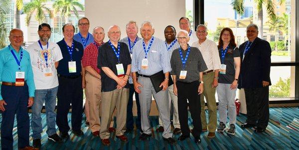 30 40 year apa members