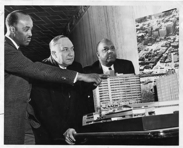Samuel J. Cullers, First Professionally Trained African American Urban Planner.