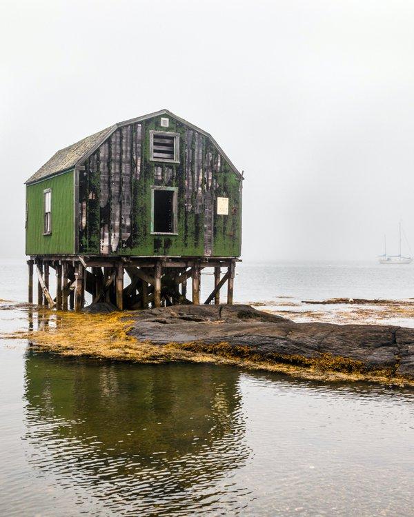 NNE Harbor in Harpswell, Maine