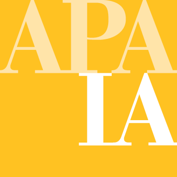 Logo of the Iowa Chapter of the APA.