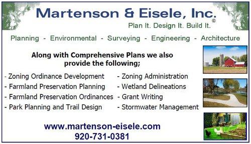 Martenson & Eisele 2020 Calling Card