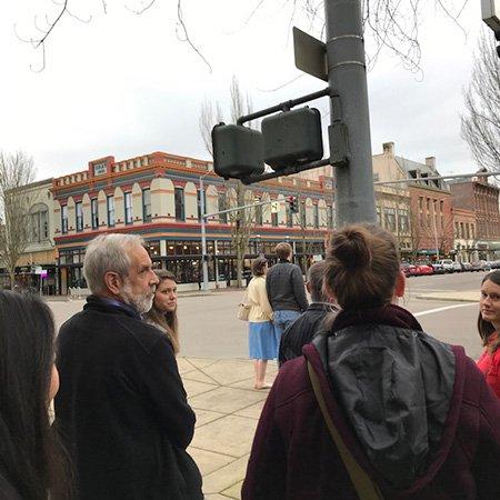 OAPA members tour of Salem, Oregon