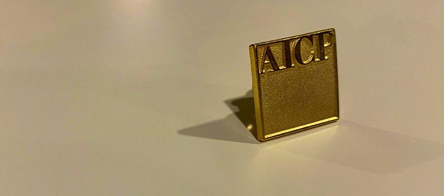 An AICP Pin