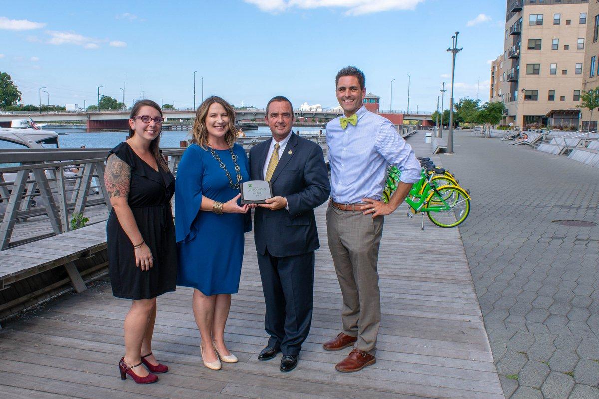 APA-WI City Deck Award Photo
