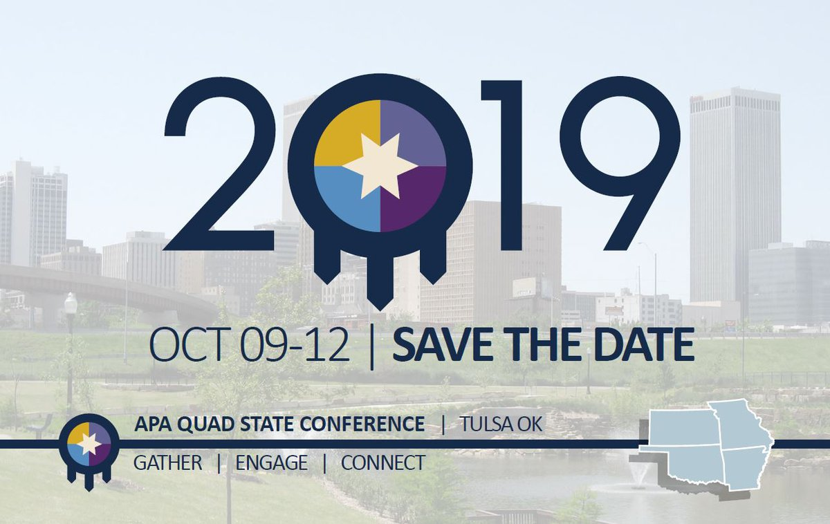 2019 Quad-State Save the Date