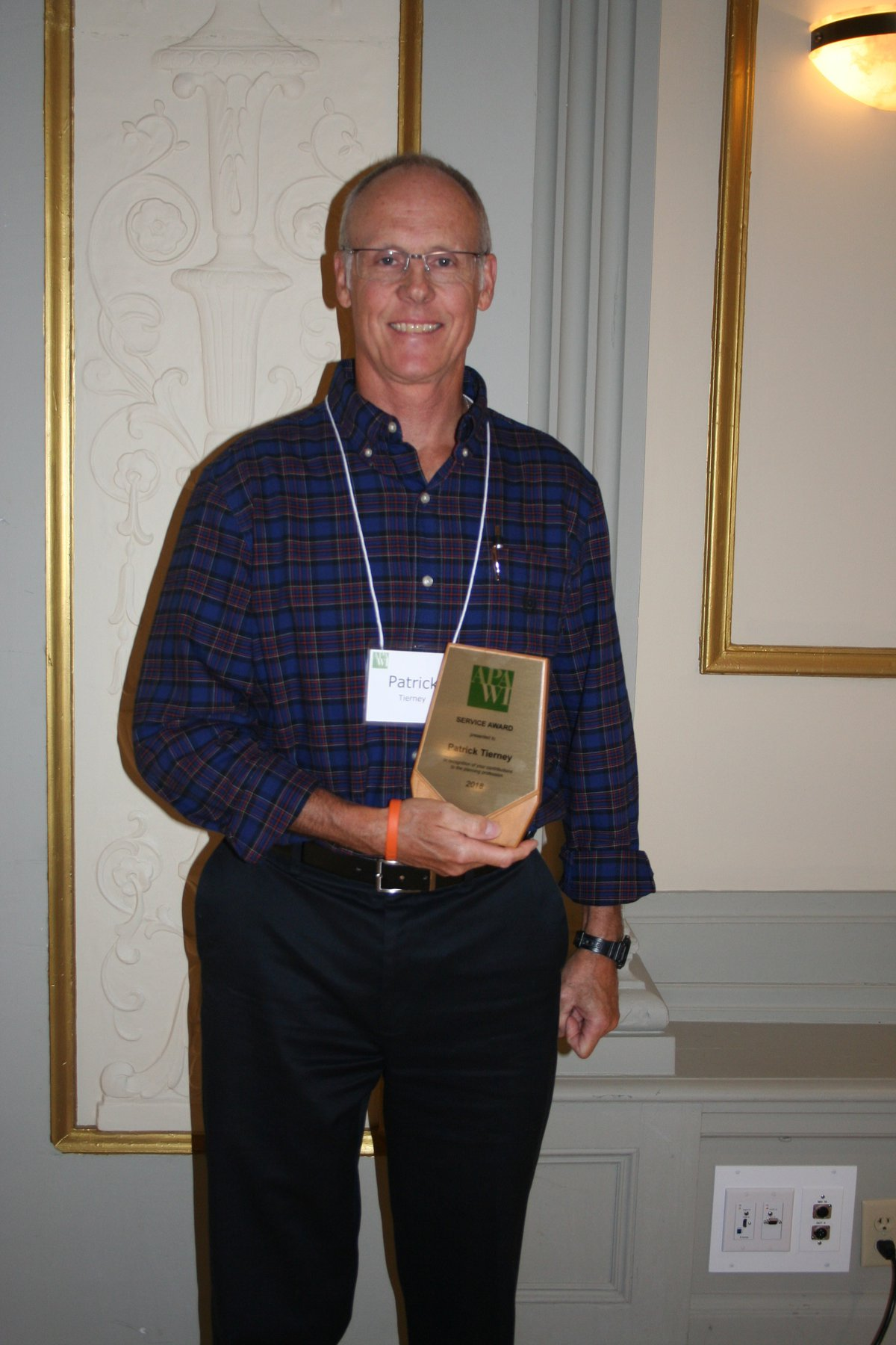 Retiree Tierney 2018 Awards