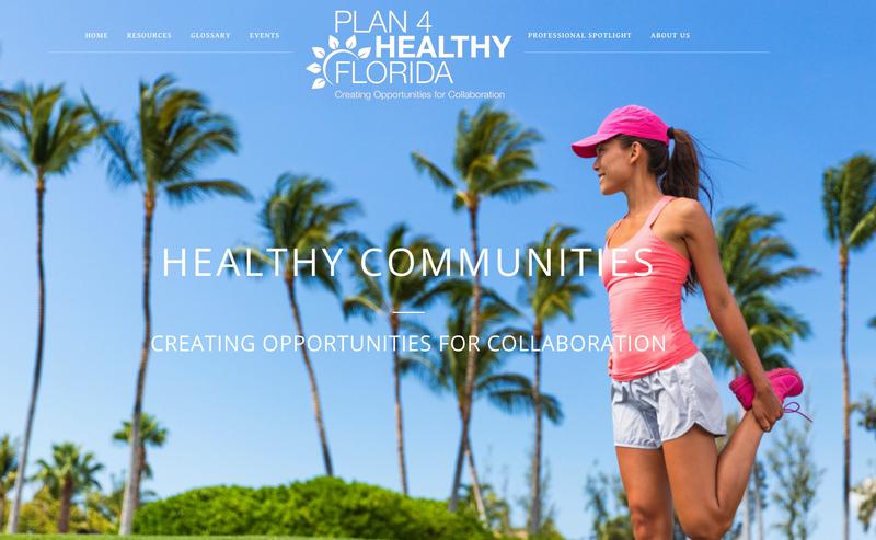 Plan4HealthyFL website