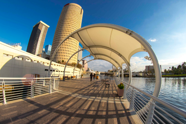 Tampa's Riverwalk