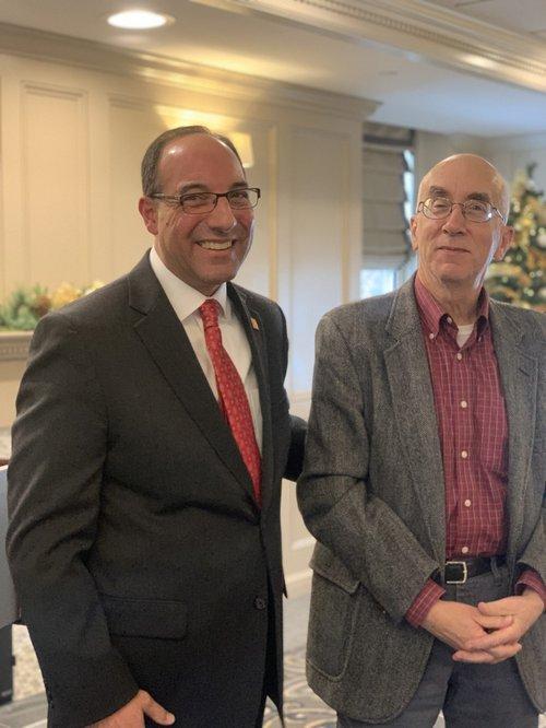Alan Weiner & Mike Piscitelli