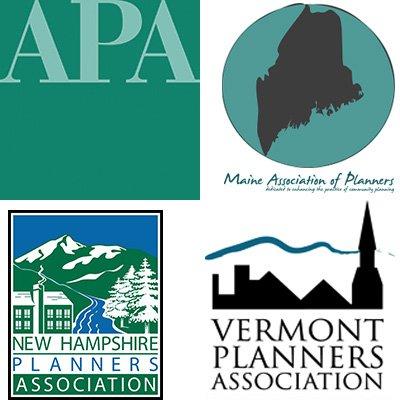 NNE NNECAPA, MAP, NHPA & VPA logos