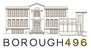 Borough496 logo