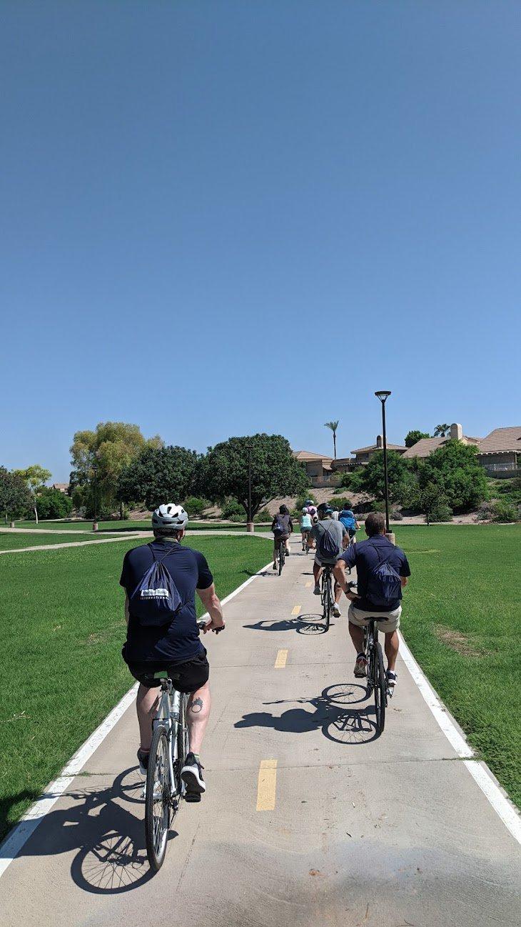 bicycle tour 1