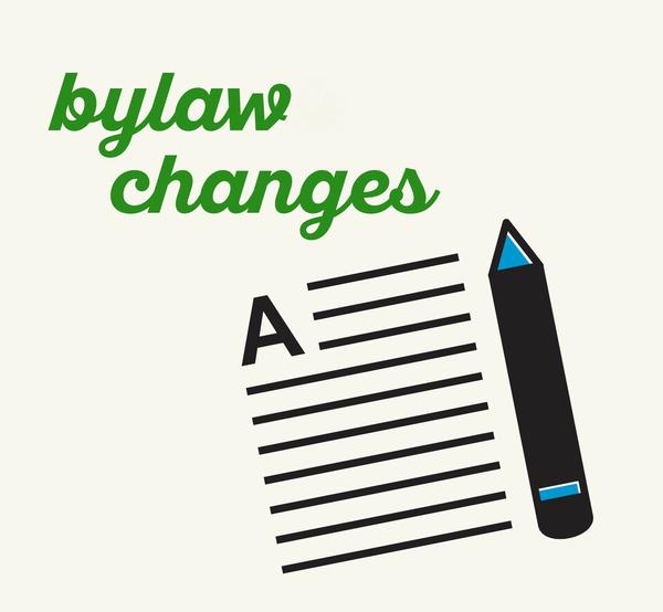 bylaw change icon