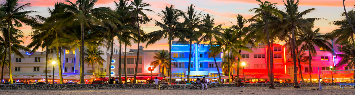 vintage miami beach buildings