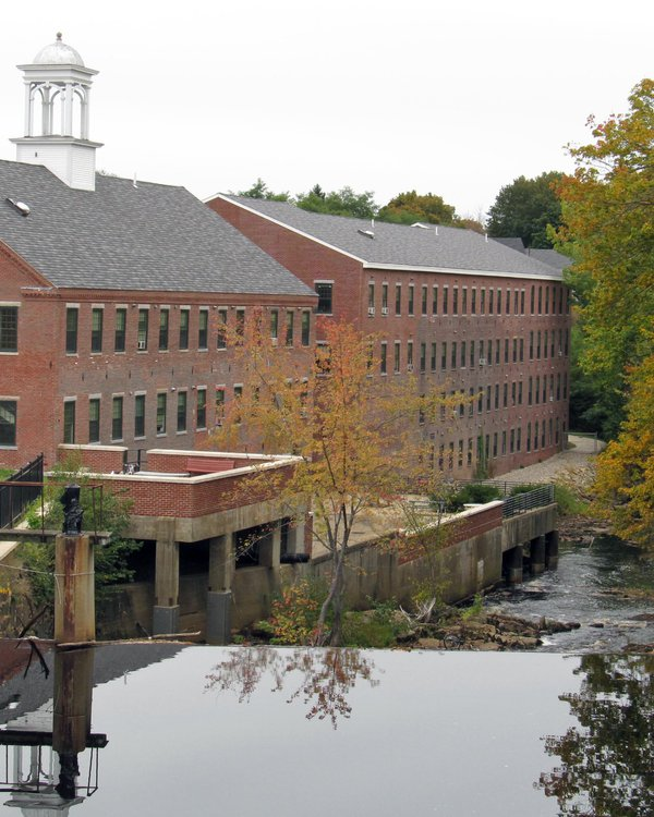 NNE Mill in Rochester, New Hampshire