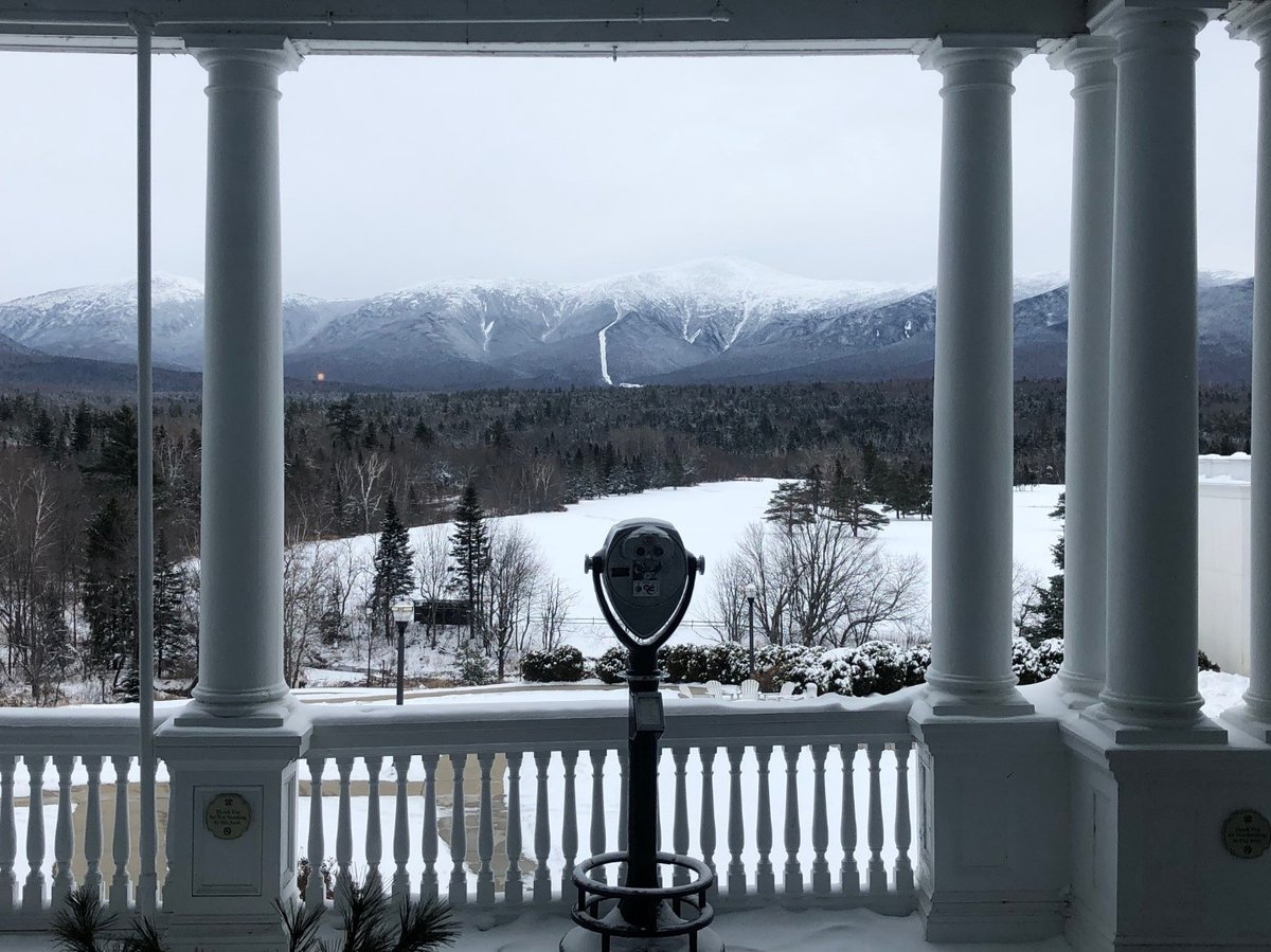 View from Mount Washington Resort