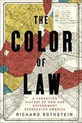 Book Cover: The Color of Law
