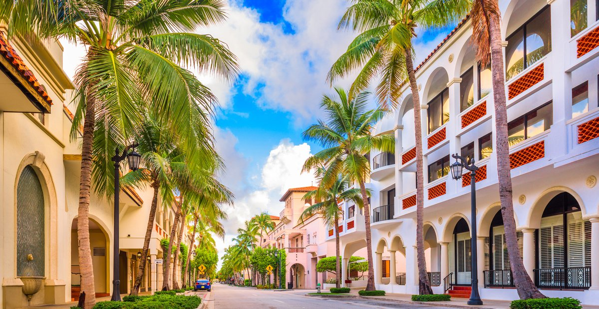 West Palm Beach Worth Ave.