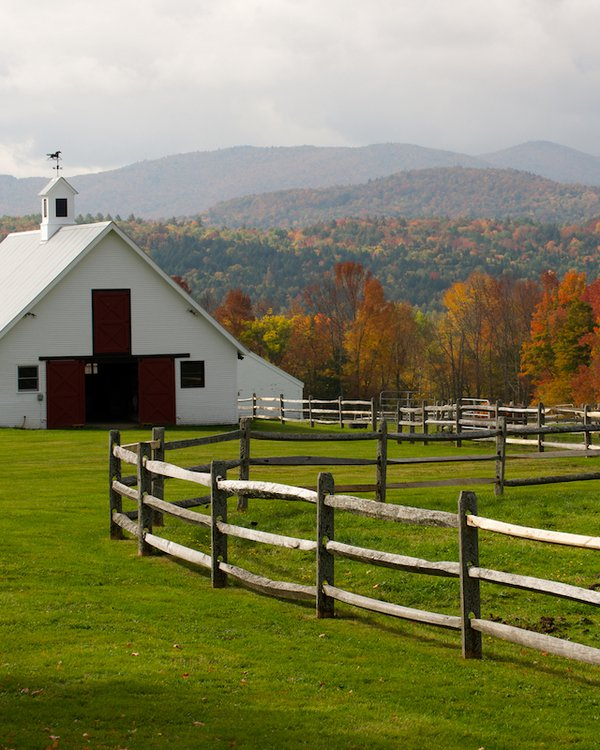 NNE Horse Farm in Warren, Vermont